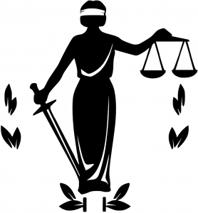 lady of justice image