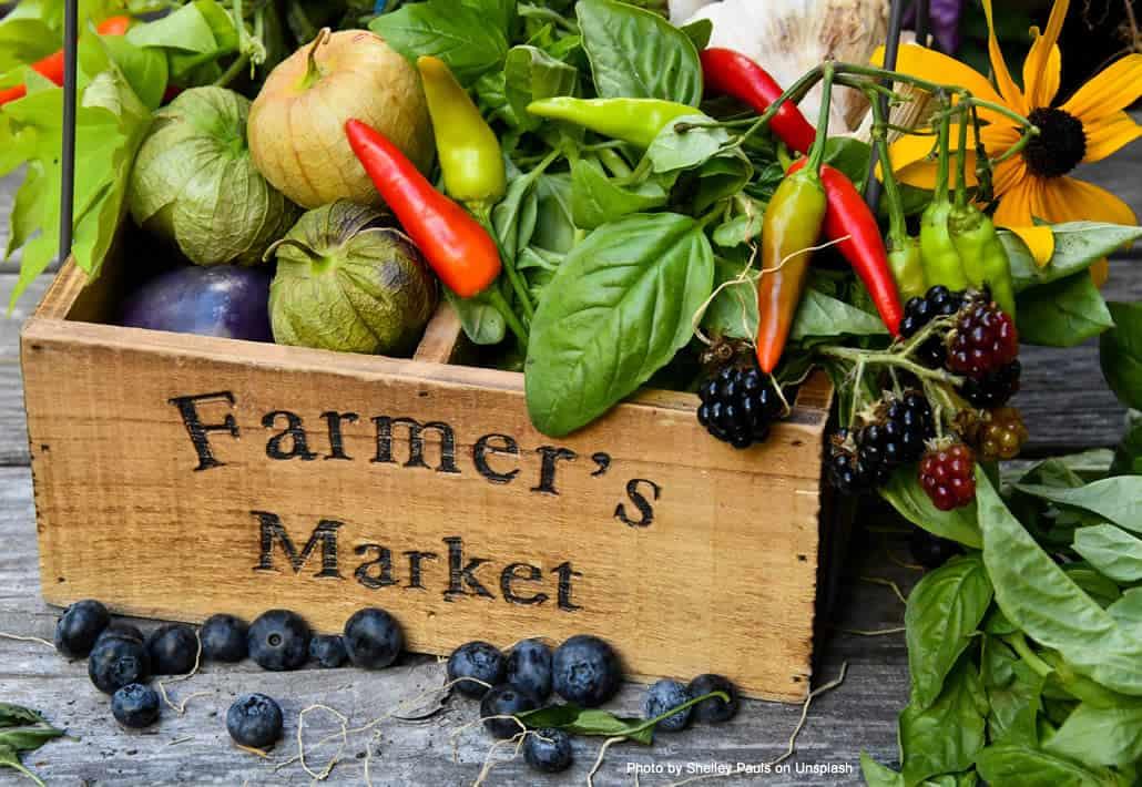 Farmers Market Subsidies